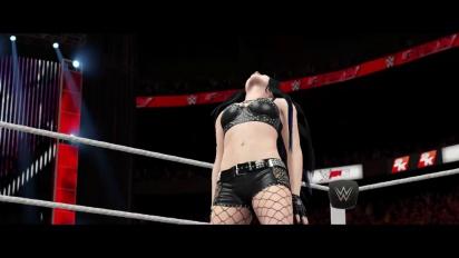 WWE 2K16 - Austin 3:12 - Bonfire