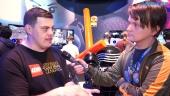 Lego Star Wars: El Despertar de la Fuerza - Entrevista a Jamie Eden