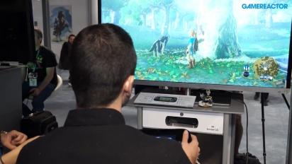The Legend of Zelda - Breath of the Wild - Gameplay demo del E3 1: Novedades