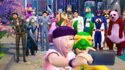 Los Sims 4: Urbanitas - Tráiler español de lanzamiento