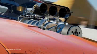 Forza Motorsport 7 - E3 2017 Announce Trailer