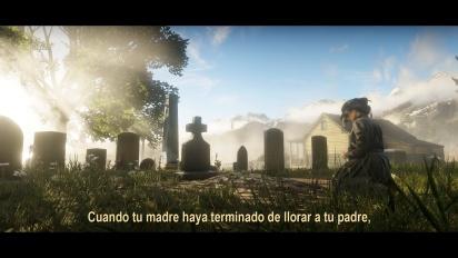 Red Dead Redemption 2 - Tráiler 2 español