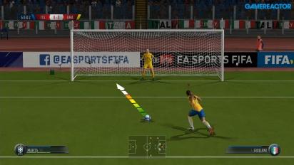 FIFA 18 - Gameplay de selecciones femeninas en Nintendo Switch #2