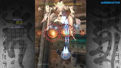 Ikaruga - Gameplay en Nintendo Switch