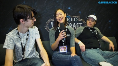 World of Warcraft: Battle for Azeroth - Entrevista a Tina Wang y Jeremy Feasel