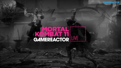 Mortal Kombat 11 - Replay del Livestream