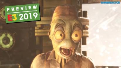 Oddworld: Soulstorm - Preview en vídeo E3 2019
