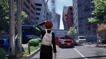 Disaster Report 4: Summer Memories - First Impact Trailer