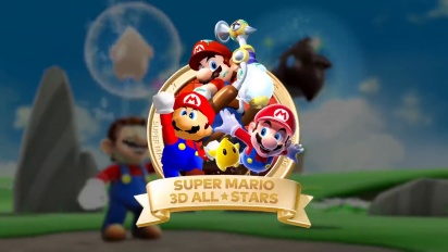 Super Mario 3D All-Stars - Overview Trailer