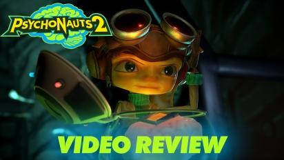 Psychonauts 2 - Review en vídeo