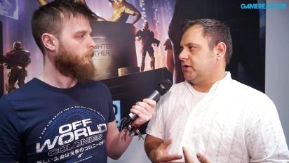 Xcom 2 - Entrevista a Greg Foertsch