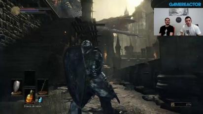 Dark Souls III - Repetición del livestream pre-lanzamiento