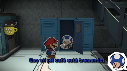 Paper Mario: Color Splash - Rescue V Episodio 3: ¡Infiltrados!