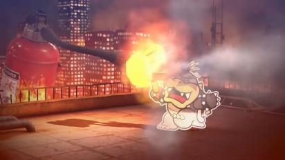 Paper Mario: Color Splash - Rescue V Episodio 2: ¡En Marcha!