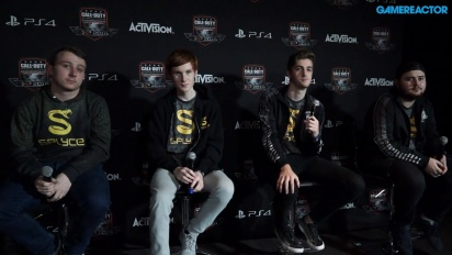 Call of Duty XP - Splyce Press Conference