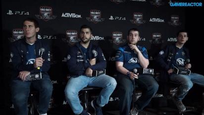 Call of Duty XP - Team EnVyUs Press Conference