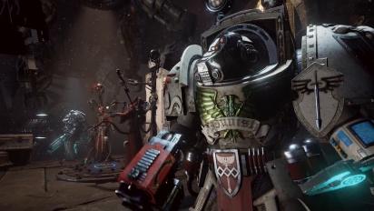 Space Hulk: Deathwing - Enter the Space Hulk Trailer