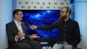 Sony XF90 & AF8 - Entrevista a Gavin McCarron