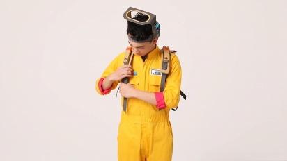 Nintendo Labo: Kit de Robot - Cómo ponerse el traje del Toy-Con Robot (JP)
