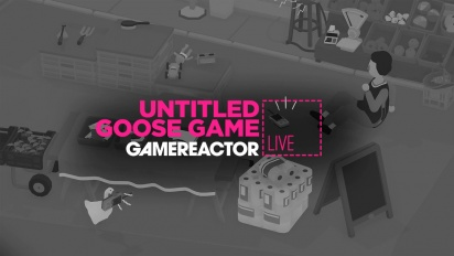 Untitled Goose Game - Replay del Livestream