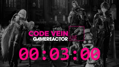 Code Vein - Replay del Livestream