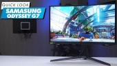 El Vistazo - Samsung Odyssey G7