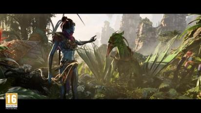 Avatar: Frontiers of Pandora - Reveal Trailer