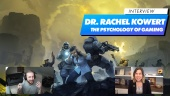 Encased - Dr Rachel Kowert - Entrevista La Psicología del Videojuego