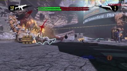 Neverdead - Boss Battle Pandabear