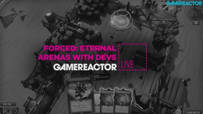 Forced: Slightly Better Edition & Forced: Eternal Arenas - Repetición del livestream parte 2