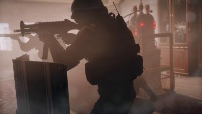 Rainbow Six: Siege - Tráiler español de gameplay