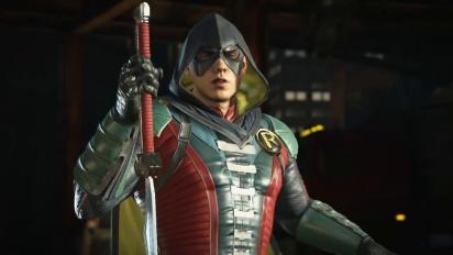 Injustice 2 - Robin Gameplay Trailer