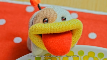 Poochy & Yoshi's Woolly World - Corto ¡Pastel!