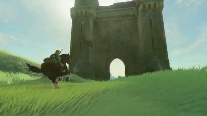 The Legend of Zelda: Breath of the Wild - Las 5 cosas favoritas de Miyamoto y Aonuma