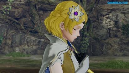 Fire Emblem Warriors - Gameplay presentando a Lianna y Ryoma