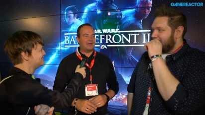 Star Wars Battlefront II - Entrevista a Matt Webster y John Stanley