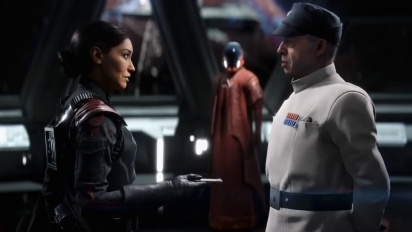 Star Wars Battlefront II - Single Player Story Scene