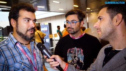 Blasphemous - Entrevista a Mauri Garcia y Enrique Colinet