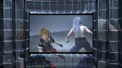 Kingdom Hearts 3D: Dream Drop Distance - E3 2012 Trailer