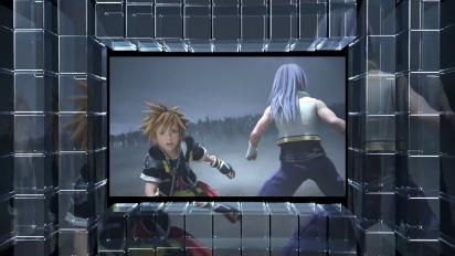Kingdom Hearts 3D: Dream Drop Distance - E3 2012 Trailer