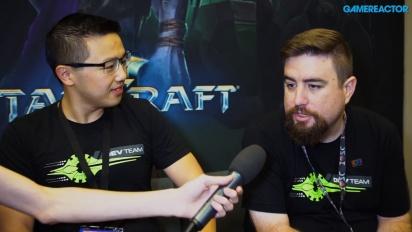 StarCraft II - Entrevista a Kevin Dong y Ryan Schutter