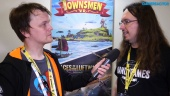 Townsmen VR - Entrevista a Philipp Nägelsbach