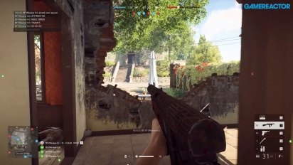Battlefield V - Gameplay en Arras
