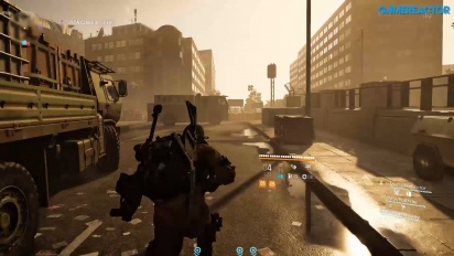 The Division 2 - Gameplay de la Zona oscura sur