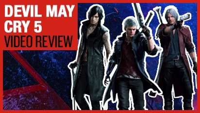Devil May Cry 5 - Review en vídeo