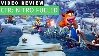 Crash Team Racing: Nitro-Fueled - Review en vídeo