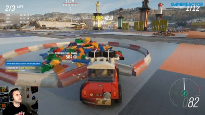 Forza Horizon 4: Lego Speed Champions - Replay del livestream de salida