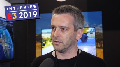 TT Isle of Man 2 - Entrevista a Sebastien Lebourcq