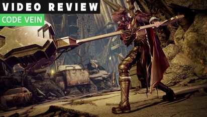 Code Vein - Review Review