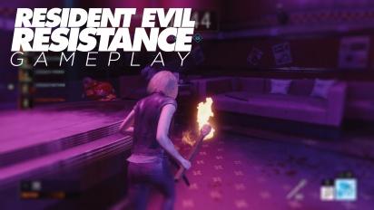 Resident Evil Resistance - Mejores Momentos